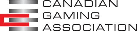 Canadian gaming association logo.