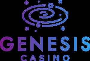 Genesis casino logo.