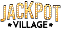 Jackpot Village casino logo.