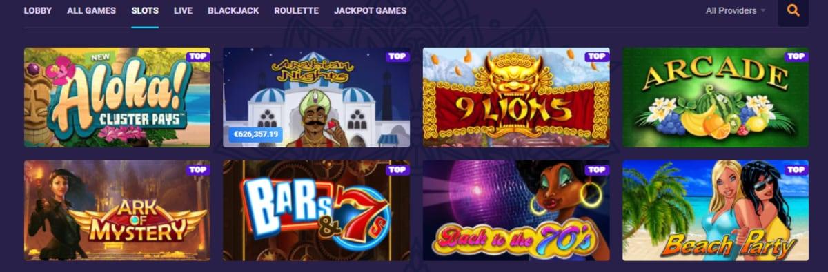 Samosa Casino Slot Games