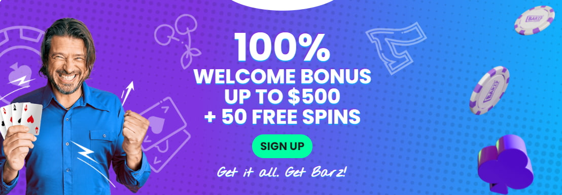 Barz Casino Bonus