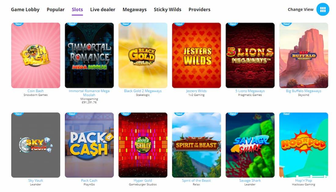 Barz Casino Slots