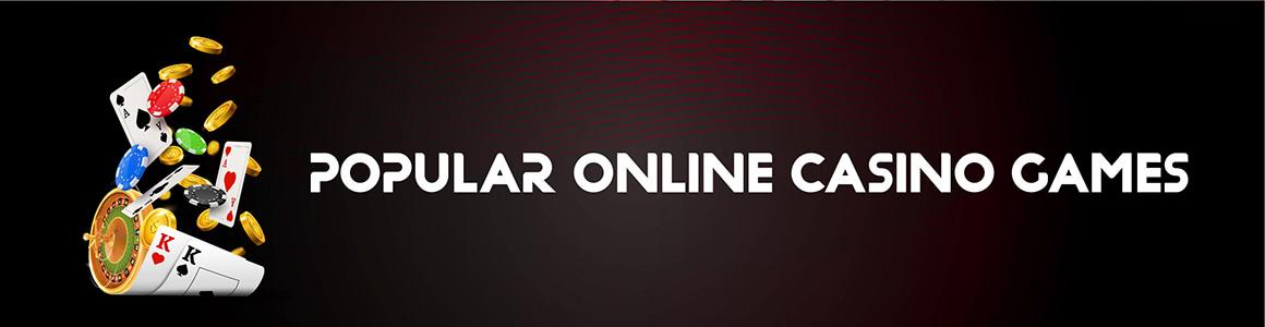 Popular Online Casino Games in Canada