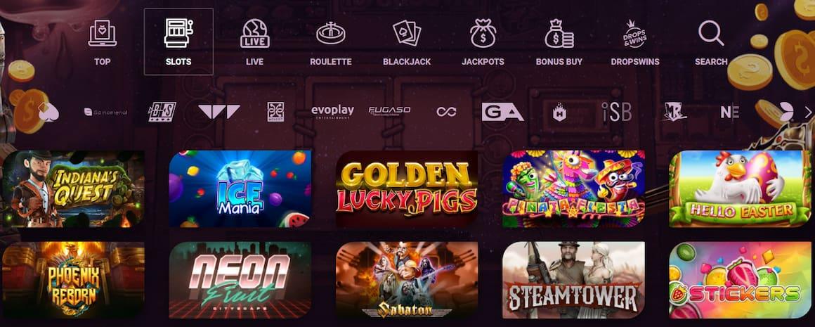 Casinonic Slots