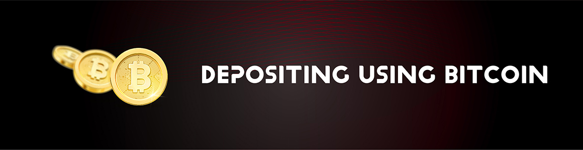 Depositing Using Bitcoin