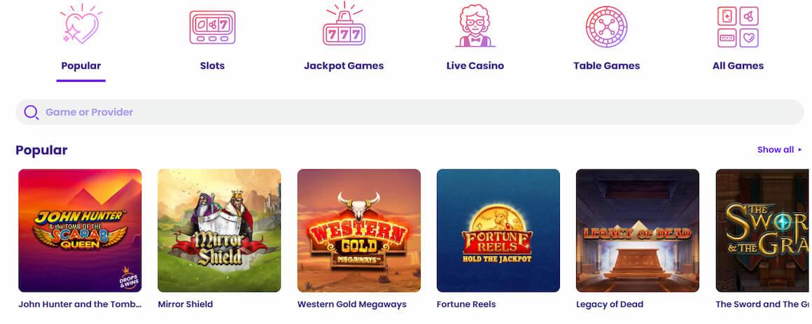 Wildz Casino Slots